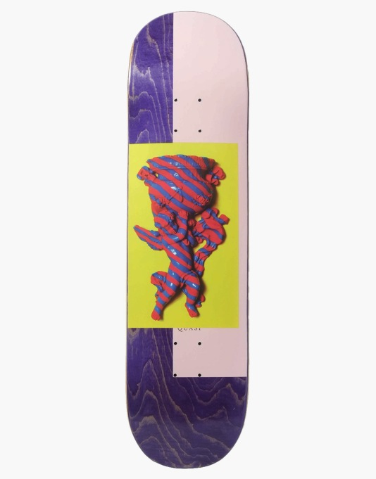 Quasi Boy Team Deck - 8.25""