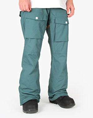 Colour Wear Flight 2016 Snowboard Pants - Bottle Green