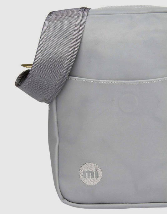 Mi-Pac Reflective Flight Bag - Silver