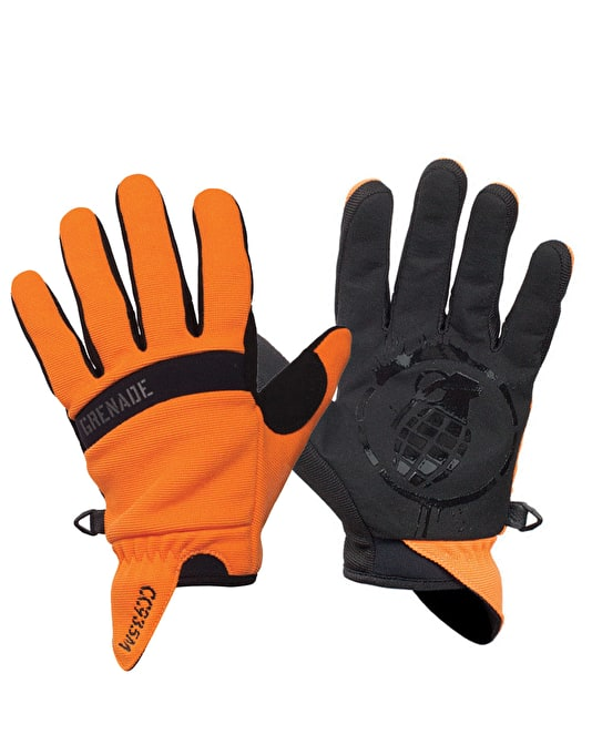 Grenade CC935 2016 Snowboard Gloves - Orange