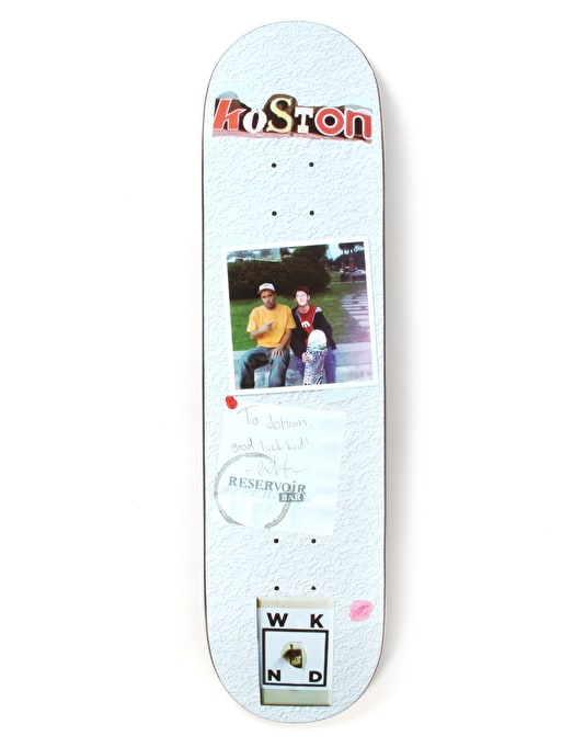 WKND Koston Hero Wall Guest Pro Deck - 8""
