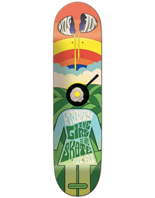 Girl Koston Fillmore Pro Deck - 8.25""