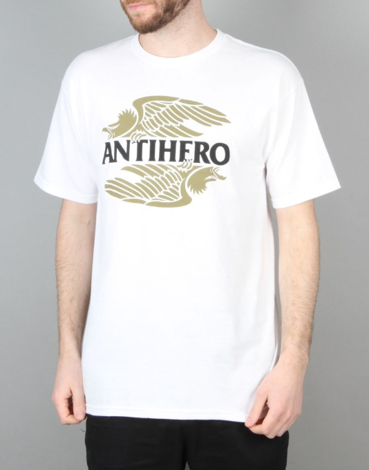 Anti Hero AHXR T-Shirt - White