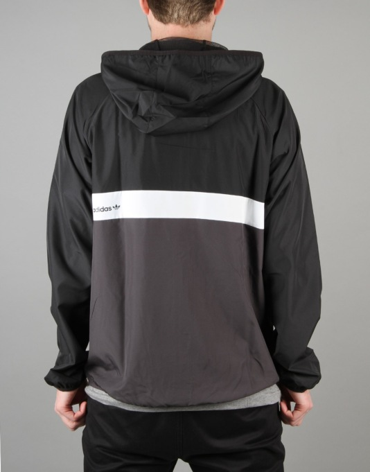 Adidas Blackbird BB Wind Jacket - Black