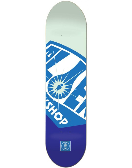 Alien Workshop OG Fuel Co. Team Deck - 8""