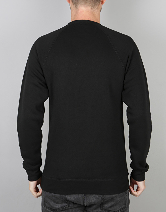 Theories Empire Crewneck - Black/Gold