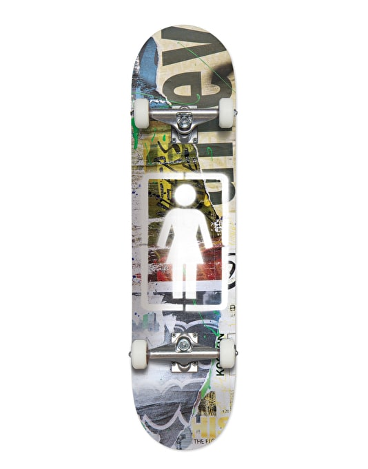Girl Koston Post No Bills Complete - 7.875""