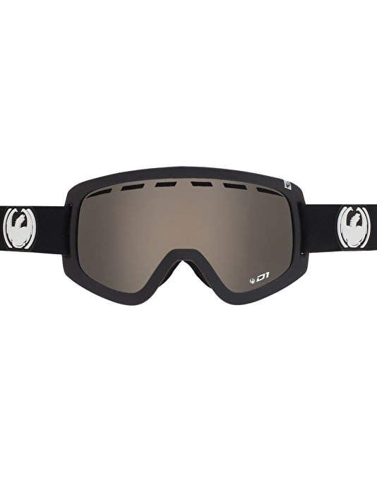 Dragon D1 2016 Snowboard Goggles - Coal/Ion