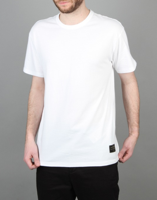 Levi's Skateboarding 2 Pack T-Shirts - Bright White