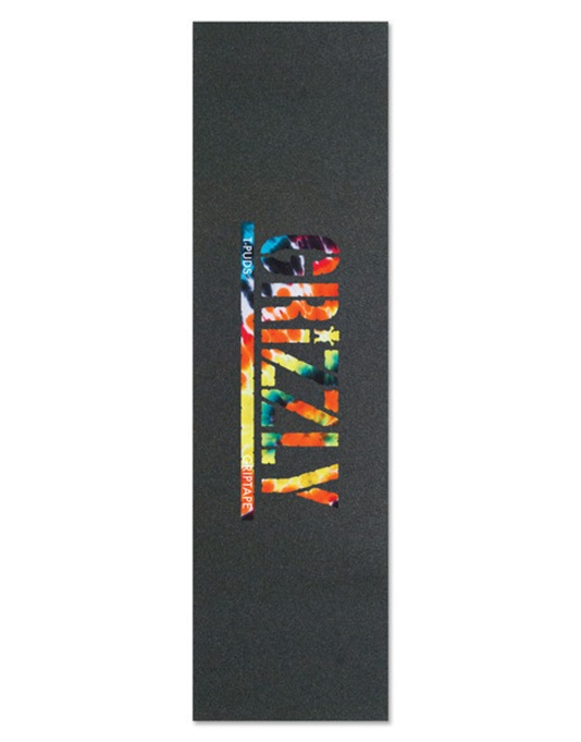 "Grizzly Pudwill Stamp Pro 9"" Grip Tape Sheet"