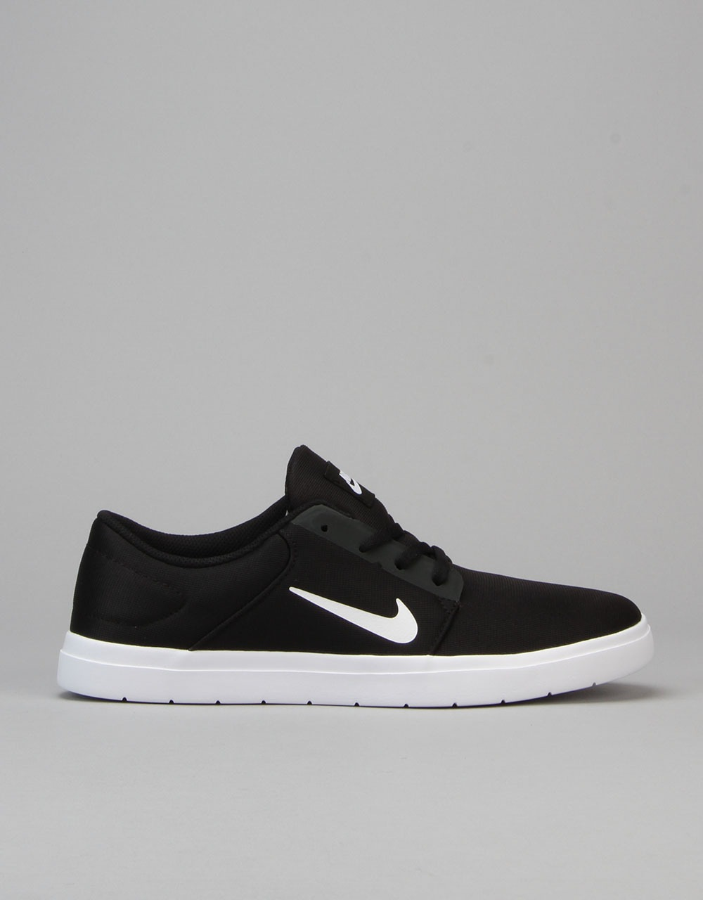 Nike SB Portmore Ultralight Renew Skate Shoes - Black/White-Anthracite | Skate  Shoes | Mens Skateboarding Trainers & Footwear | Route One