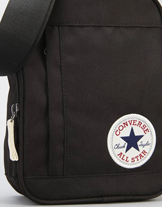 Converse Cross Body Bag - Jet Black