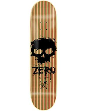 Zero Cervantes Blood Skull V-Ply Pro Deck - 8.375