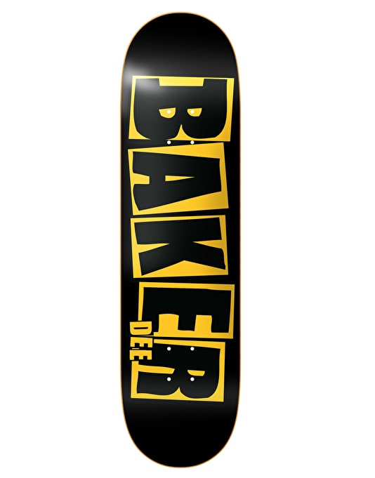 Baker Dee Brand Name Pro Deck - 8""