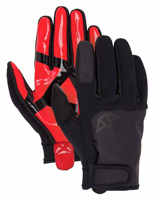 Celtek Misty 2016 Snowboard Gloves - Black