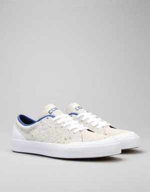 Converse Sumner Skate Shoes - White/Roadtrip Blue/Black