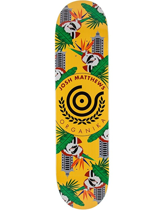 Organika Matthews Concrete Jungle Pro Deck - 8.06""