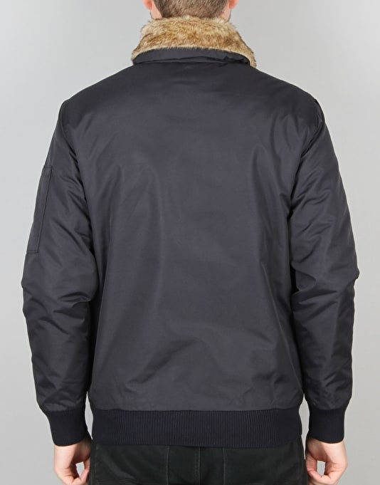 Altamont Elliot Ave Jacket - Black