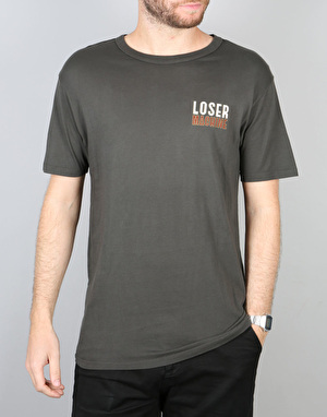 Loser Machine Cultural T-Shirt - Graphite