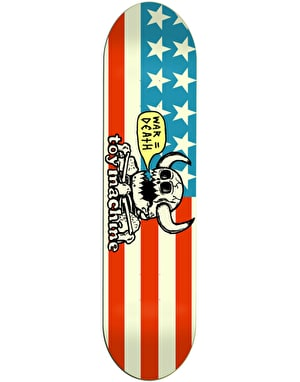 Toy Machine Dead American Monster Team Deck - 8.125