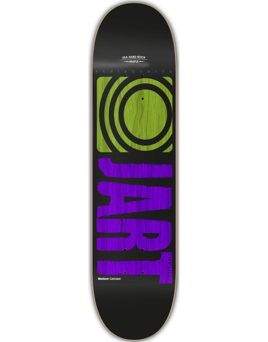 Jart Basic Logo '15 Team Deck - 8.25""