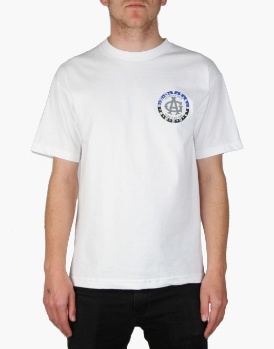 Acapulco Gold Submariner T-Shirt - White