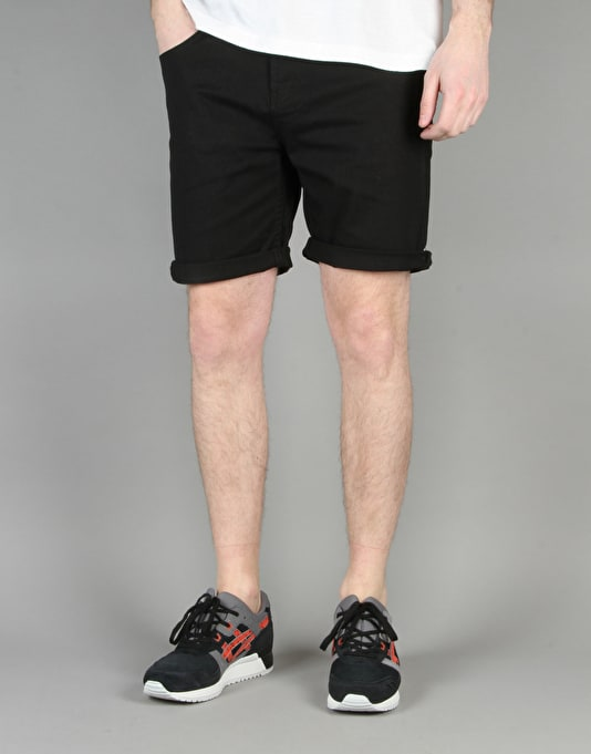 "Globe Goodstock Denim Walkshort 19"" - Black"