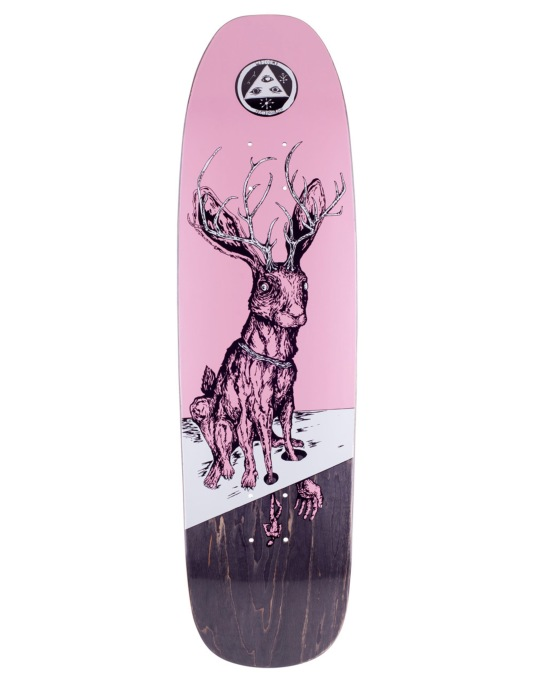 Welcome Help on Nimbus 3000 Team Deck - 8.5""