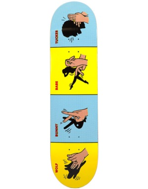 Primitive Tucker Shadow Puppets Pro Deck - 7.75