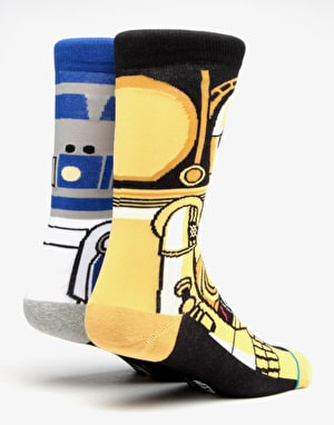 Stance x Star Wars Droid Socks - Green