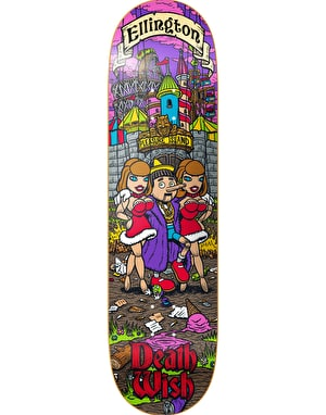Deathwish Ellington Story Time Pro Deck - 8