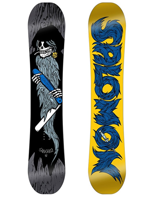 Salomon Sanchez 2017 Snowboard - 151