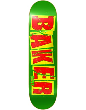 Baker Hawk Brand Name Tear Pro Deck - 7.75