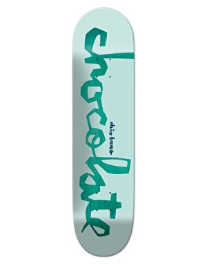Chocolate Brenes Original Chunk 'Big Boy Jr.' Pro Deck - 8.75