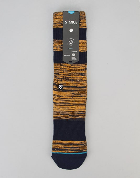 Stance Mission Classic Light Socks - Navy