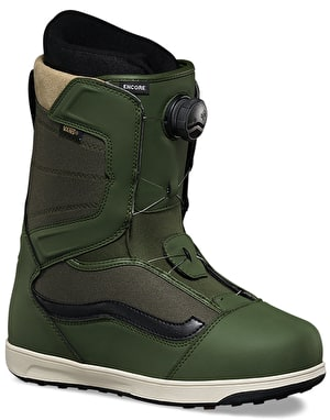 Vans Encore 2017 Snowboard Boots - Rifle Green/Black