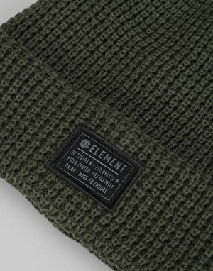 Element Cadet Beanie - Olive Green