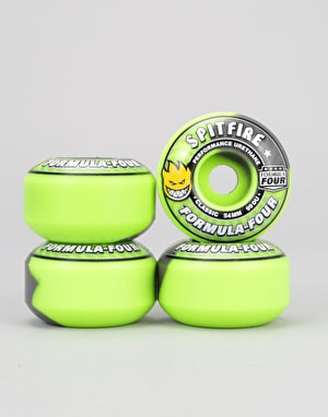 Spitfire Fallout Swirl Formula Four Classic 99d Team Wheel - 54mm