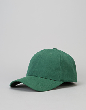Route One Blank Baseball Cap - Forest Green