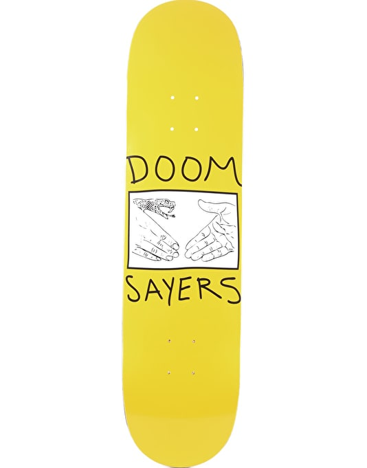 Doom Sayers Snake Shake Team Deck - 8.08""