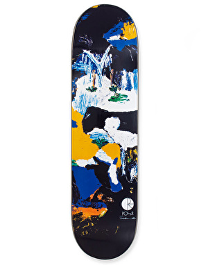 Polar Alv Two Cows Pro Deck - 8.125