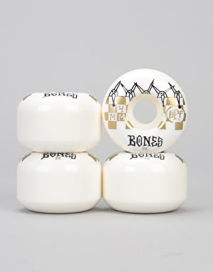 Bones Tiles P2 SPF 81b Team Wheel - 54mm
