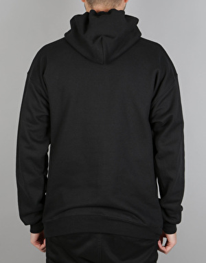 Thrasher Two-Tone Skate Mag Pullover Hoodie - Black
