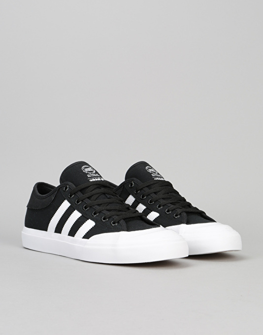 Adidas Matchcourt Skate Shoe - Core Black/Ftwr White/Core Black