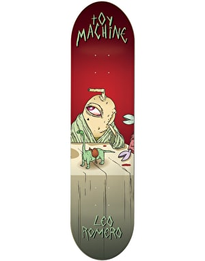 Toy Machine Romero Last Supper Pro Deck - 8.125