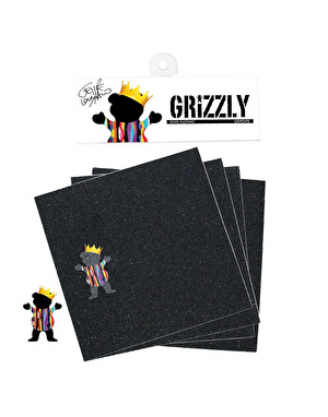 Grizzly Felipe Biggie Bear Die Cut Bear Pro 9