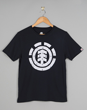 Element Ikat Fill Boys T-Shirt - Eclipse Navy