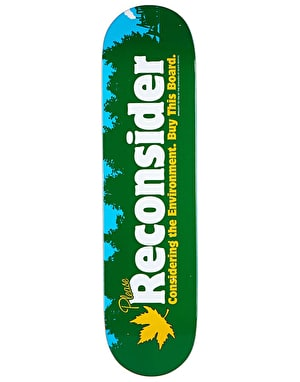 Skate Mental Reconsider the Environment Team Deck - 8