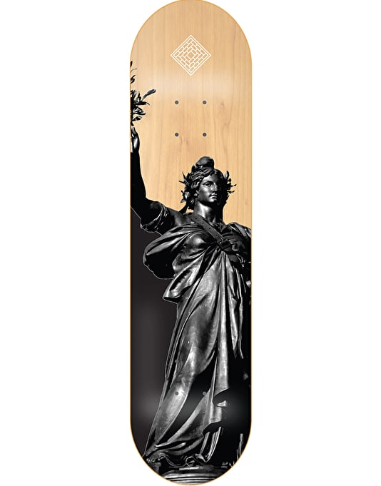 The National Skateboard Co. Rèpublique Deux Team Deck - 8.25""