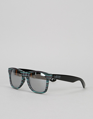 Vans Spicoli 4 Sunglasses - Black Rockaway